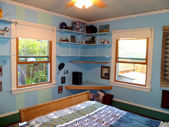 Room II facing Northwest